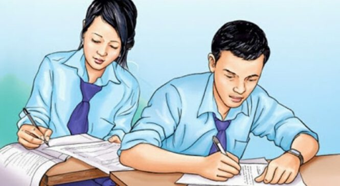 शान्ति समाजद्वारा ३७ विपन्न विद्यार्थीलाई छात्रवृत्ति