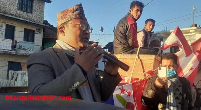 नेकपा सरकार, भ्रष्टाचारै भ्रष्टाचार: नेता शाही (भिडियोसहित)