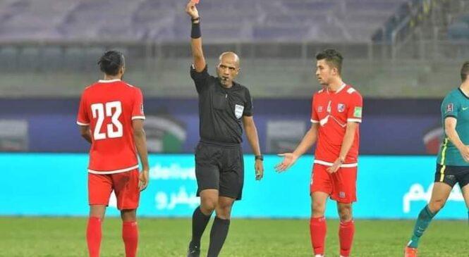 नेपाल ३-० ले पराजित