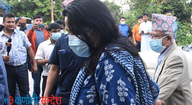 नेकपा एमाले (समाजवादी) दर्ता (फोटो फिचर)