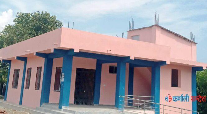 वडाभन्दा पहिले प्राथमिक स्वास्थ्य केन्द्रको भवन बनाएँ: अध्यक्ष चौधरी